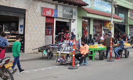 El regreso a las calles de Soacha en medio de la pandemia