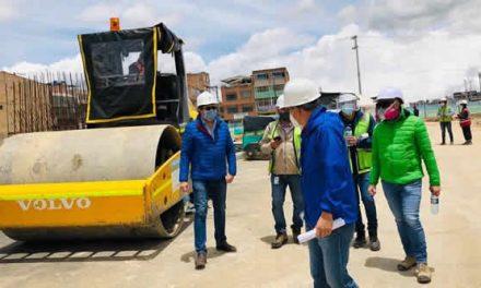 Se evidencia avance en avenida Guayacanes, la cual puede beneficiar la movilidad de Soacha