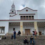 El 'Señor Caído' de Monserrate estará esta semana en iglesias de Soacha y Bogotá