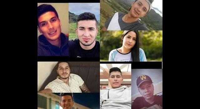 En Samaniego, Nariño, asesinan a 8 jóvenes
