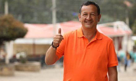 Jaime Humberto Arévalo Villamil fue electo nuevo alcalde de Sutatausa