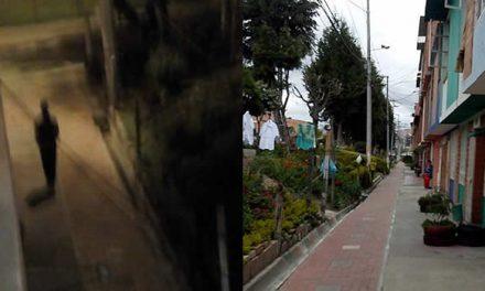 La inseguridad no para en el barrio Jardín de los Rosales en Soacha