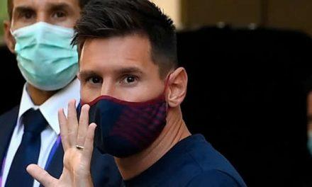 Messi sorprendió al mundo del fútbol, quiere salir del Barcelona