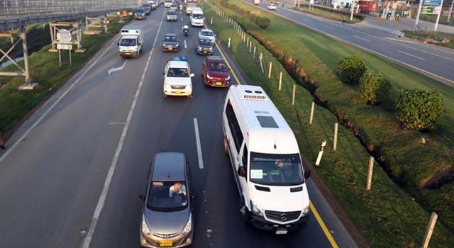 Restricciones en movilidad para la semana de receso escolar en Bogotá-Cundinamarca