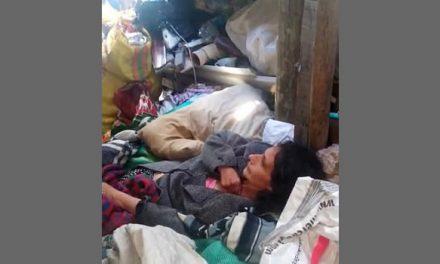 Abandonan mujer en una vivienda de reciclaje en Soacha