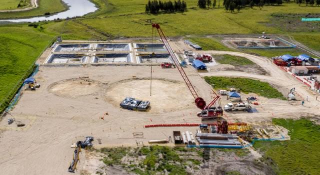 El papel que jugará la Estación Elevadora de Aguas Residuales Canoas en Soacha