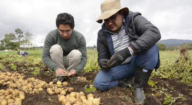 Soacha se beneficiará de la compra de productos por parte de la Gobernación de Cundinamarca