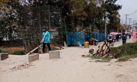 Vuelve y juega. Apiros y Alcaldía de Soacha incumplen de nuevo inicio de obras en Puente Micos