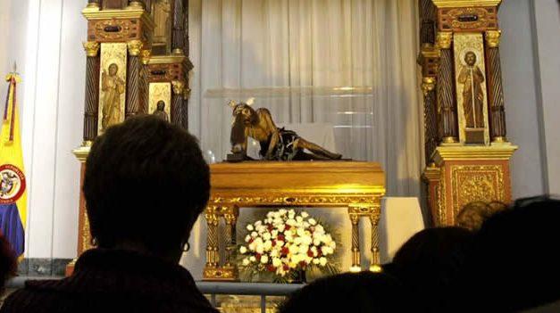 Imagen del Señor Caído de Monserrate ya está en Soacha
