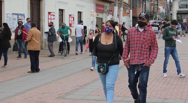 Soacha, la ciudad que  reactiva su economía en medio del desorden y los contagios
