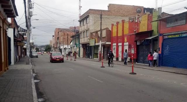 Se reitera que el Toque de Queda en Soacha es total, excepto en la autopista Sur