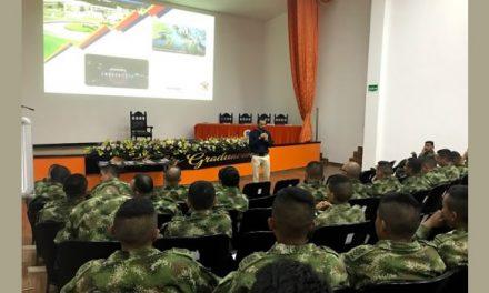 Al otro lado de la pantalla, la apuesta de la Universidad Militar hacia una proyección social y construcción de país