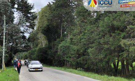 Inician estudios y diseños para ocho vías de Cundinamarca