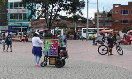 Vuelve la invasión al espacio público en Soacha