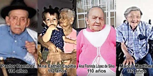 114 años tiene la persona más longeva de Cundinamarca