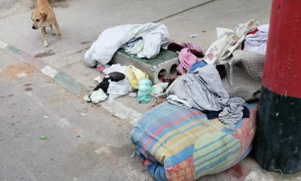 Basura y desechos en la calle, reflejo de la indisciplina social en un sector de  Soacha