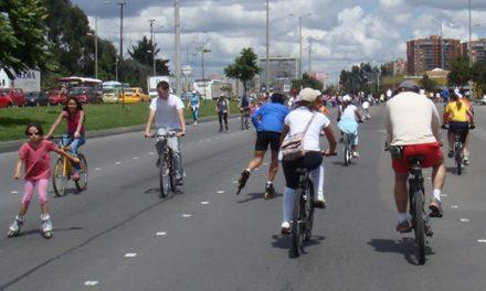 Este domingo regresa la ciclovía a Bogotá
