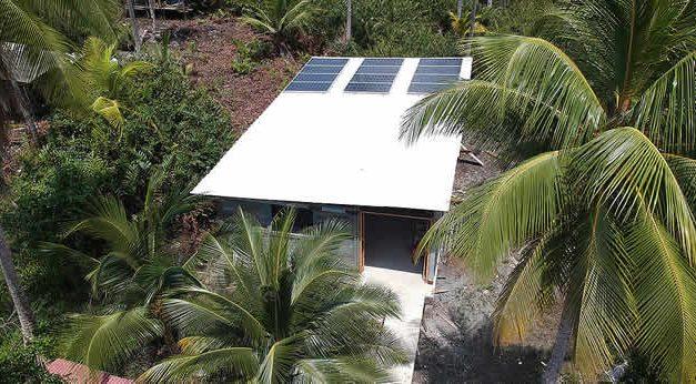 Instalan el primer centro de reciclaje con energía solar en Colombia