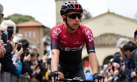 Iván Sosa ganó quinta etapa de la Vuelta a Burgos