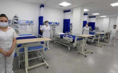 Gobernador  inauguró el  Hospital Nuestra señora del Tránsito en Tocancipá