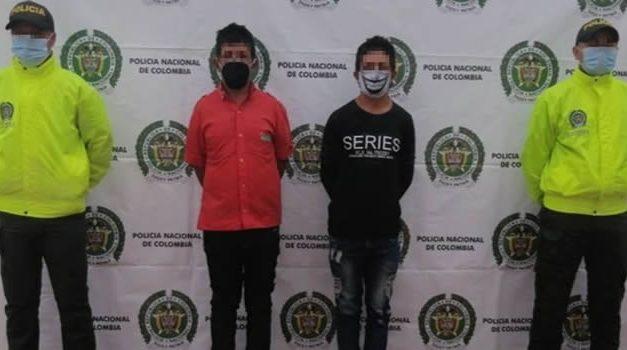 En Cundinamarca capturan dos hombres señalados de abusar sexualmente de mujer con problemas mentales