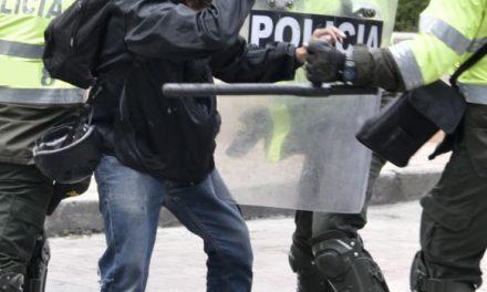 El drama de un joven de Soacha que recibió una golpiza en medio de las protestas