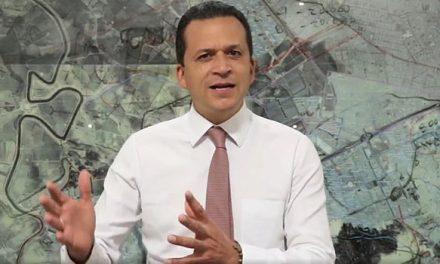 """""""A los delincuentes que han generado caos los vamos a combatir con tenacidad y decisión"""": alcalde de Soacha"""