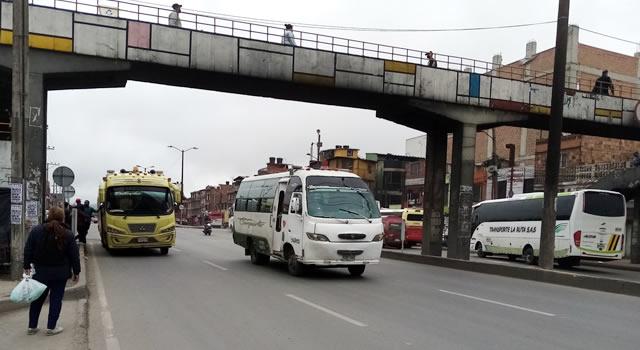 Otro atraco en el transporte público de Soacha y las autoridades no hacen nada