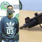 En Soacha detienen peligrosos sujetos con armas de corto y mediano alcance