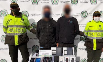 En León XIII y San Mateo caen peligrosos ladrones de celulares