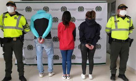 Los capturaron por homicidio en Cundinamarca