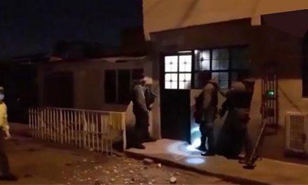 Arremetida contra la delincuencia en Soacha, capturadas 23 personas