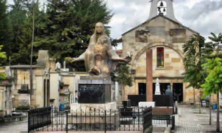 Columbarios del Cementerio Central declarados Bien de Interés Cultural Distrital