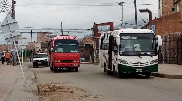 Empresas de transporte de Soacha podrían extender su servicio hasta Sibaté