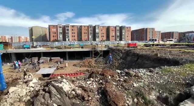 En Soacha se construye  hospital de IV nivel