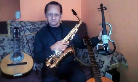 Daniel Acosta, el músico soachuno que  reinventa su trabajo