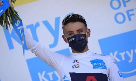 Egan habla del regreso de la montaña en el Tour de Francia