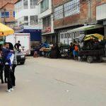 Pandemia aumentó invasión del espacio público en sectores de Soacha