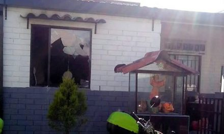 Fallecen dos de los heridos luego de incendio en estación de Policía San Mateo