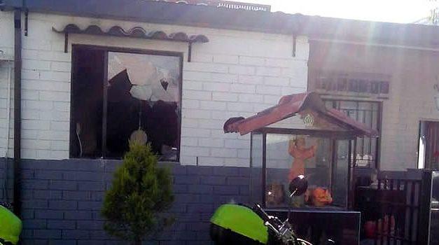 29 personas  fueron citadas a entregar versión sobre incendio del CAI de San Mateo