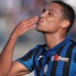 Golazo  de Muriel en la victoria del Atalanta sobre el Torino