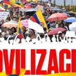 Este lunes  es un día de marchas y protestas en Soacha