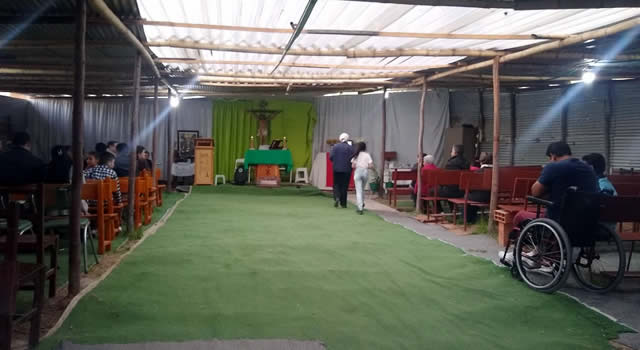 Sigue reinicio de eucaristías presenciales en Soacha