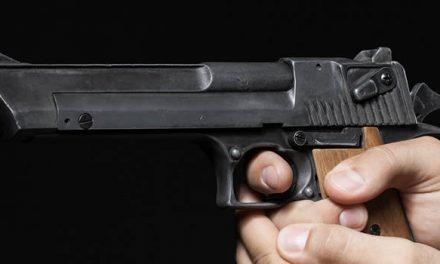 Por robarle el bolso a una mujer en Bogotá, le disparan en la cara