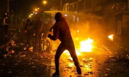 Los que están detrás del vandalismo, el miedo y zozobra en Bogotá