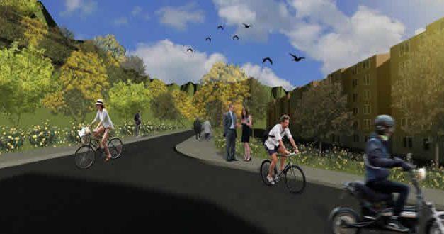'Tirreno', el proyecto urbanístico en los cerros de Soacha que se planea desde  la restauración ambiental