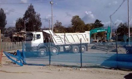 Tras 4 años de espera, por fin se inicia obra en Puente Micos Soacha