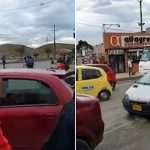 Cambio de sentido vial  en la comuna uno de Soacha,  comienza plan piloto