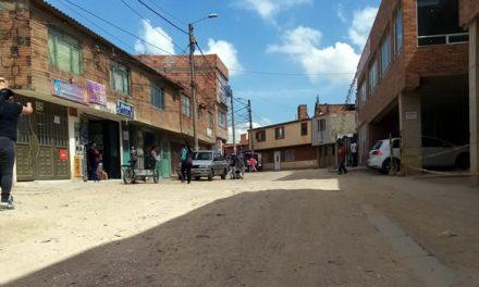 Constructoras acaban las vías de Soacha y alcaldía no exige su reparación