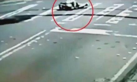 Joven ciclista es arrollado por vehículo en el sur de Bogotá, conductor huye